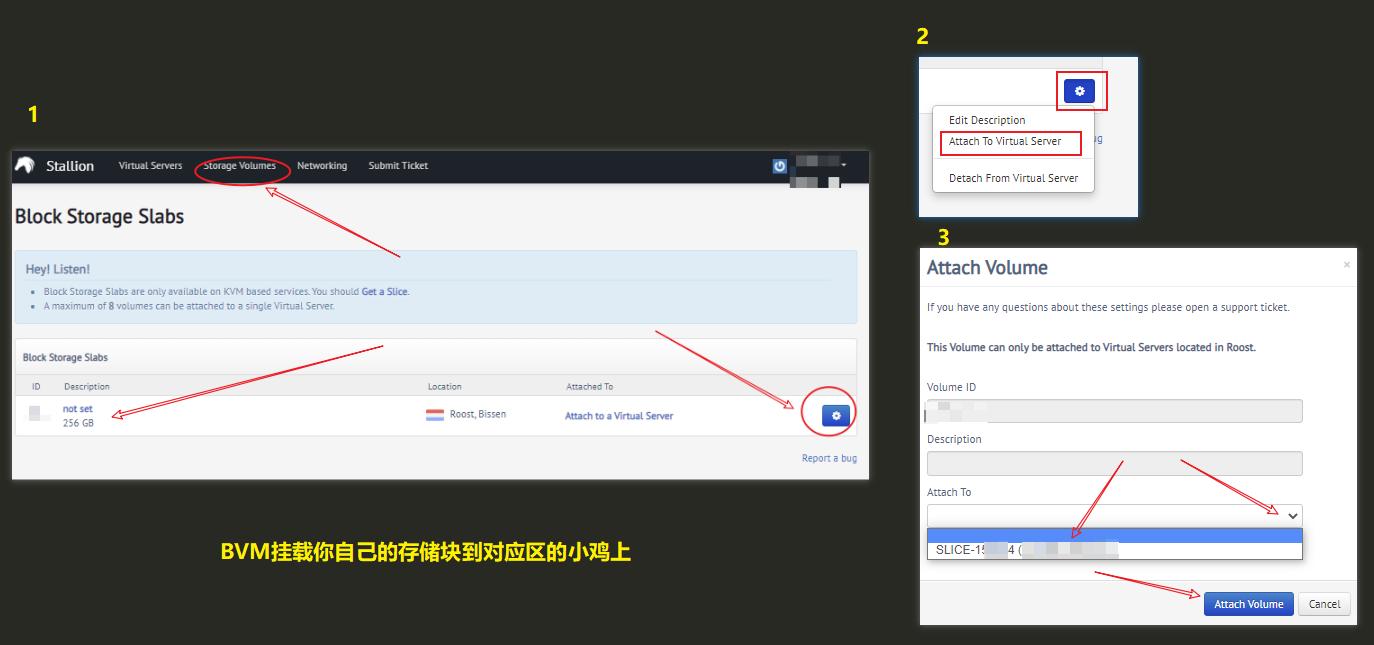 BuyVM卢森堡BVM3900X抗版权DMCA投诉性能小鸡不限流量存储块挂载教程